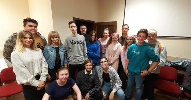 Młodzieżowy Rejonowy Dzień Wspólnoty w Leźnie