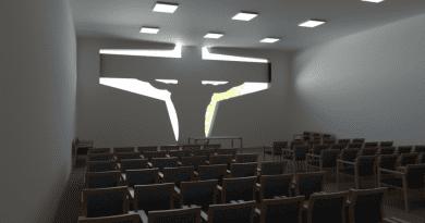 Najnowsza wizualizacja naszego Centrum Ruchu Światło-Życie