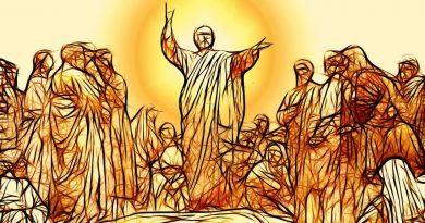 Nagranie kazania iogłoszeń zMszy Świętej wkwietniu